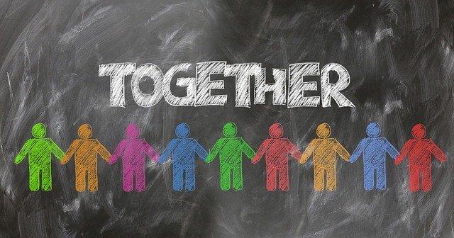 juntos comunidad